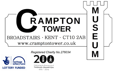 Logo for Crampton Tower Museum